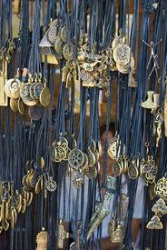 stock photo of obeah  - Variety of metal  - JPG