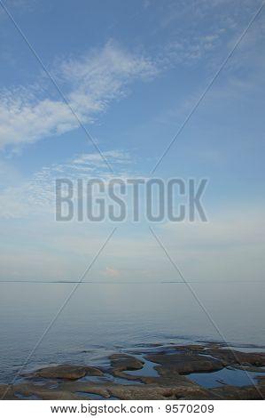 Seashore Sky