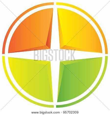 colorful circle diagram