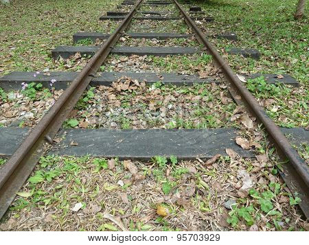 Train Tracks, Abandoned