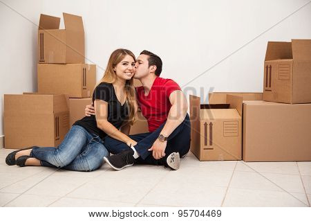 Married Couple Moving In