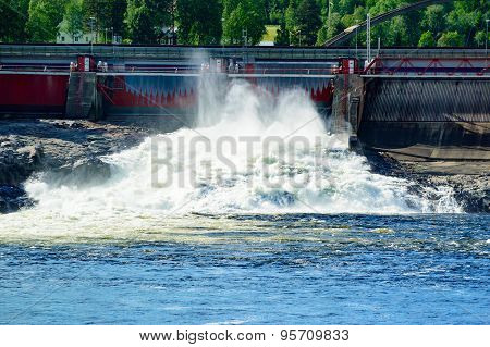Water Power Station
