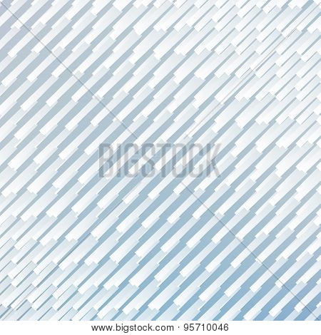 Effect Cut Folded Paper Strip Diagonally Gray Background