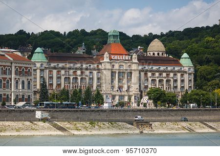 Swimming Baths Of Gellert