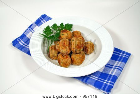 Ready To Serve Chicken Meat Balls