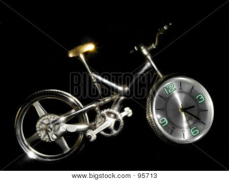 Biking Against The Clock