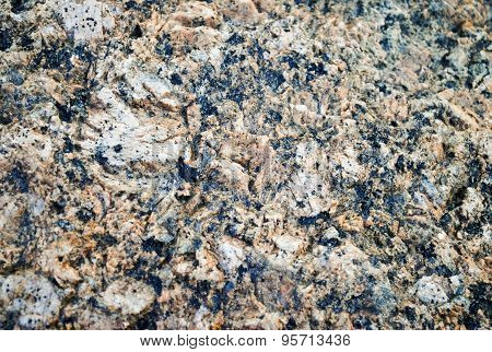 Granite Texture Closeup