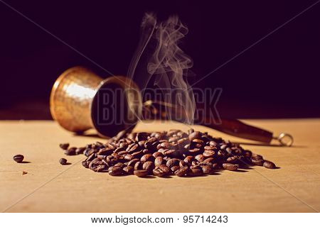 And Coffee Beans
