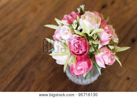Plastic Flower