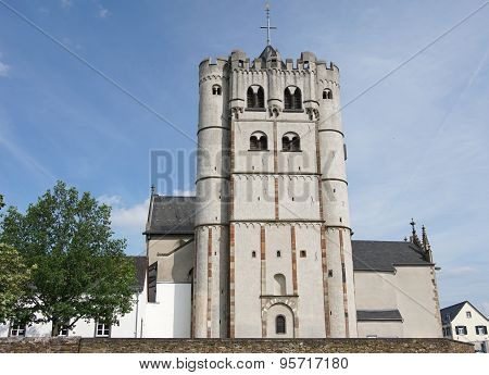 Monastery Church, Munstermaifeld, Germany