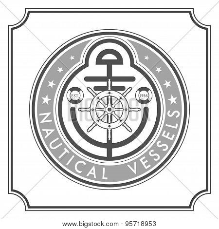 nautical vessels label