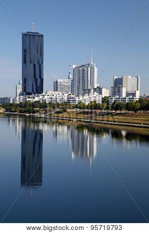 Donau City Vienna