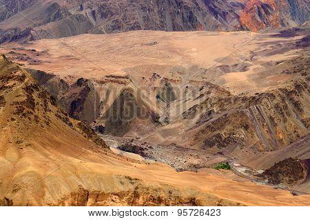 Moonland, Ladakh, Jammu And Kashmir, India