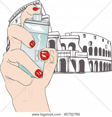 Fragrance Of Rome