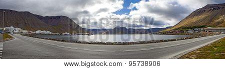 Isafjordur-Panorama