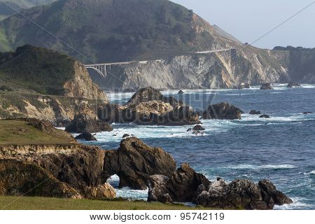 California Coastline