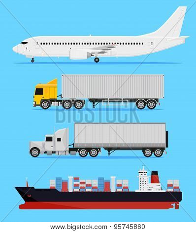 Shipping transportation