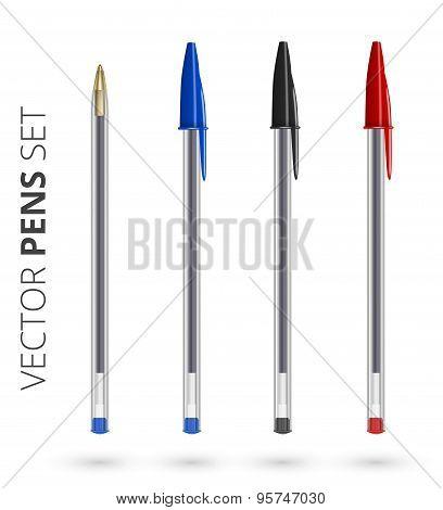 Pens set
