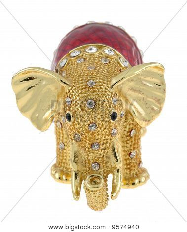 Elephant Jewelry Box