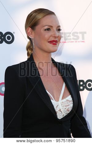 LOS ANGELES - JUL 10:  Katherine Heigl at the