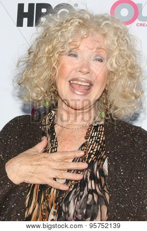 LOS ANGELES - JUL 11:  Connie Stevens at the