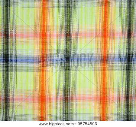 Plaid Fabric For Your Design