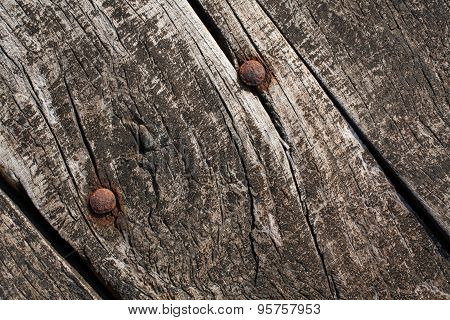 Wood texture close up with natural patterns