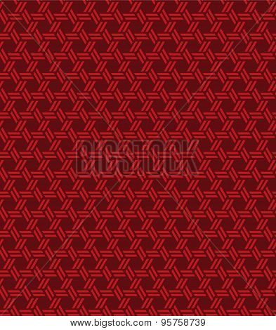 Seamless Vintage Chinese window tracery repeat geometry polygon pattern background.