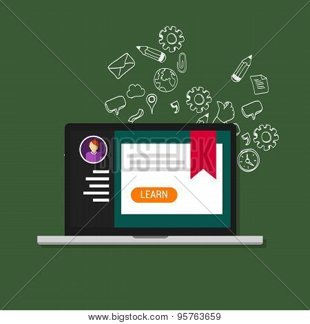 online course education college school graduate