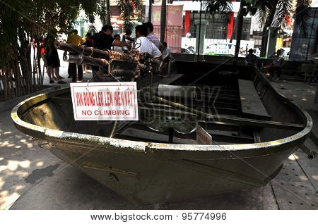 Us Military Boat Used In The Vietnam War