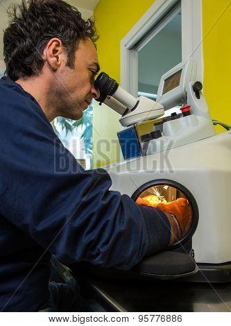 Laser Processing For Dental Prosthesis