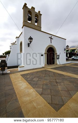 Bell Tower Teguise    Church   Arrecife