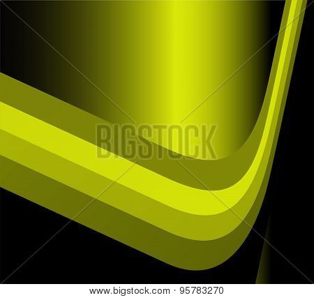 Abstract vector futuristic illustration eps10, creative dynamic element