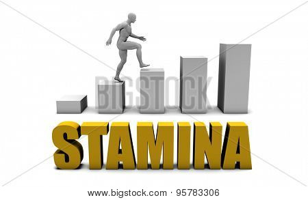 Improve Your Stamina  or Business Process as Concept