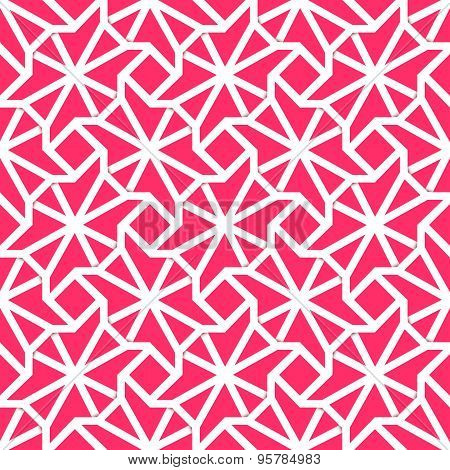 The Plexus Seamless Pattern