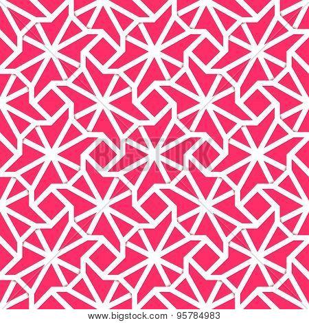 The Plexus Seamless Pattern
