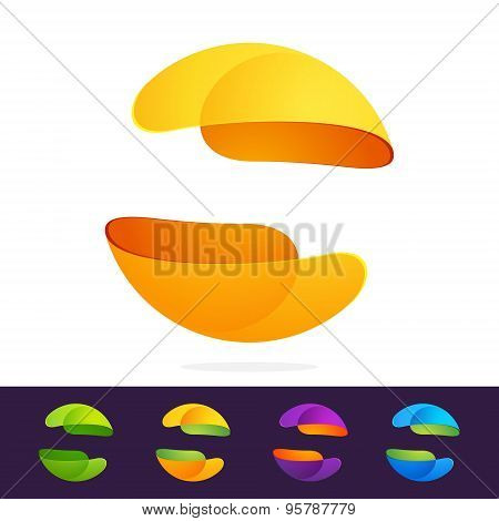 Abstract Sphere Logo.