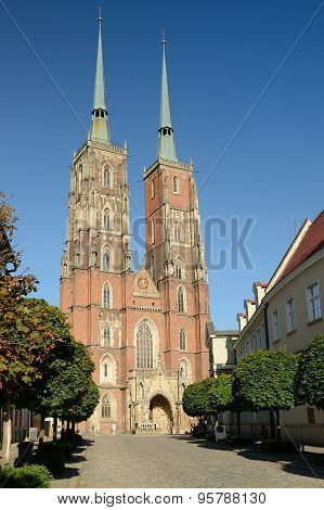 Wroclaw Cathedral, Poland