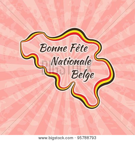 Happy Belgian National Day