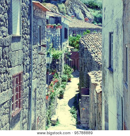 Old Mountain Village Monsanto(portugal)