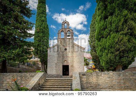 Old Petrovac chapel