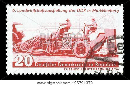 East Germany 1958