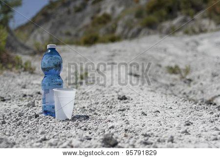 Water In A Desert