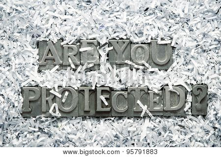 Are You Protected