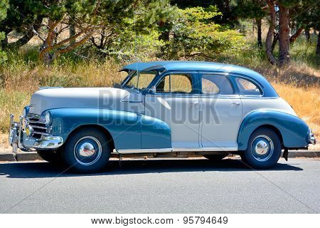 The Chevrolet Fleetmaster