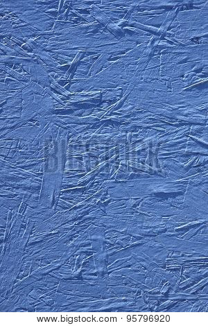 Blue Wooden Textured Background In Vertical Format