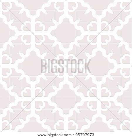 Vector arabic geometric pattern. Creative design for card, web design background, book cover.