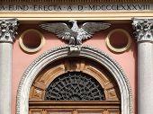Beautiful Landmark In Rome, Italy poster