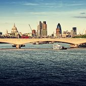 pic of willy  - Skyline of City of London - JPG