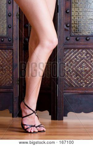 Legs Standing